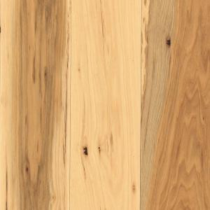 Mohawk Arlington Country Natural Hickory 3/4 in. Thick x 5 in. Wide x Random Length Solid Hardwood Flooring (19 sq. ft. / case)-HSC99-10 207076731