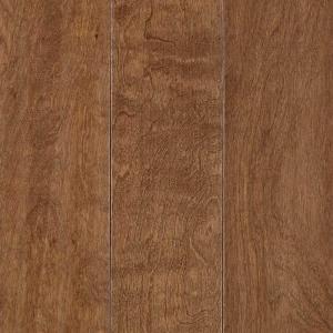 Mohawk Carvers Creek Banister Birch 1/2 in. Thick x 5 in. Wide x Random Length Engineered Hardwood Flooring (19.69 sq.ft./case)-HSK1-74 206648289