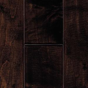 Mohawk Carvers Creek Chocolate Maple 1/2 in. Thick x 5 in. Wide x Random Length Engineered Hardwood Flooring (19.69 sqft./case)-HSK1-11 206648284