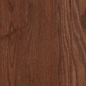 Mohawk Yorkville Gingersnap Oak 3/4 in. Thick x 5 in. Wide x Random Length Solid Hardwood Flooring (19 sq. ft. / case)-HSC61-01 206820742