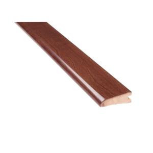 MONO SERRA Mistral Cappuccino Birch 3/4 in. Thick x 2-1/4 in. Wide x 78 in. Length Solid Hardwood Flush Mount Reducer Molding-FIM-202 205170306