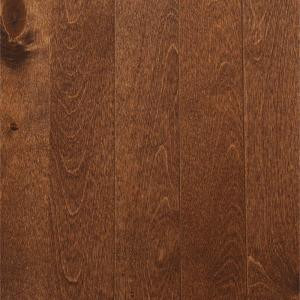 MONO SERRA Take Home Sample - Canadian Northern Birch Cappuccino Solid Hardwood Flooring - 2-1/4 in. x 4 in.-HD-7020-S 206703905