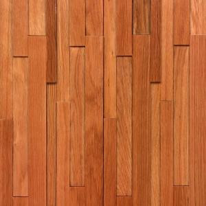 Nuvelle Deco Strips Gunstock 3/8 in. x 7-3/4 in. Wide x 47-1/4 in. Length Engineered Hardwood Wall Strips (10.334 sq. ft. /case)-NV2DS 206194829