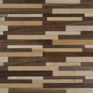 Nuvelle Deco Strips Natural 3/8 in. x 7-3/4 in. Wide x 47-1/4 in. Length Engineered Hardwood Wall Strips (10.334 sq. ft. / case)-NV16DS 206194857