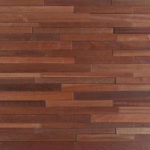 Nuvelle Take Home Sample - Deco Strips Alamo Engineered Hardwood Wall Strips - 5 in. x 7 in.-SC-194852 300234472