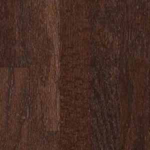 Shaw Golden Opportunity Coffee Bean 3/4 in. Thick x 3-1/4 in. Wide x Random Length Solid Hardwood Flooring (27 sq. ft. /case)-DH84100958 206560436