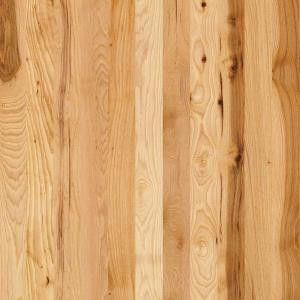 Shaw Western Hickory Meadow 3/4 in. Thick x 3-1/4 in. Wide x Random Length Solid Hardwood Flooring (27 sq. ft. / case)-DH83100141 205881609