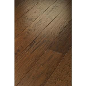 Shaw Western Hickory Weathered 3/8 in. T x 3-1/4 in. W x Random Length Engineered Hardwood Flooring (19.80 sq. ft. / case)-DH77800304 202808962