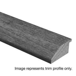 Zamma HL Gunstock Oak 3/8 in. Thick x 1-3/4 in. Wide x 94 in. Length Hardwood Multi-Purpose Reducer Molding-014383062816 206740084