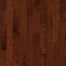 Bruce American Originals Deep Russet Oak 3/8 in. T x 3 in. W x Varying Length Eng Click Lock Hardwood Floor (22 sq. ft. /case)-EHD3362L 204655588