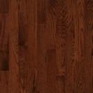 Bruce American Originals Deep Russet Oak 3/8 in. T x 3 in. W x Varying Length Eng Click Lock Hardwood Floor (22 sq. ft. /case)-EHD3362L 204655588