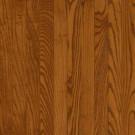 Bruce Take Home Sample - Plano Oak Strip Gunstock Solid Hardwood Flooring - 5 in. x 7 in.-BR-213570 206599309