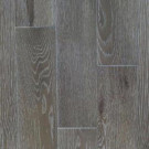 Take Home Sample - Oak Driftwood Wire Brushed Solid Hardwood Flooring - 5 in. x 7 in.-MU-299987 206622159