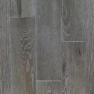 Take Home Sample - Oak Driftwood Wire Brushed Solid Hardwood Flooring - 5 in. x 7 in.-MU-299987 206622159